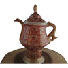 Hand Home Decor - Paper Mache Tea Kettle