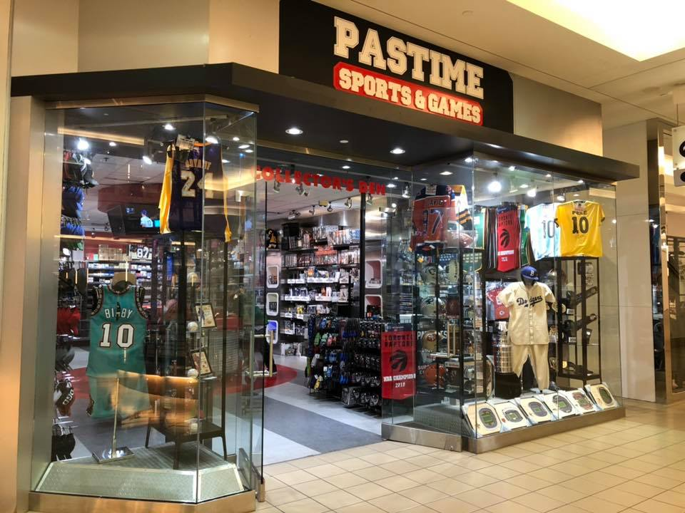 Pastime Metrotown Grand Opening to Feature J.T. Miller & Gino Odjick