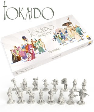 Tokaido Collector's Accessories - Pastime Sports & Games