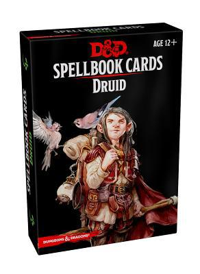 D&D Spellbook Cards Druid 2nd Edition - Pastime Sports & Games