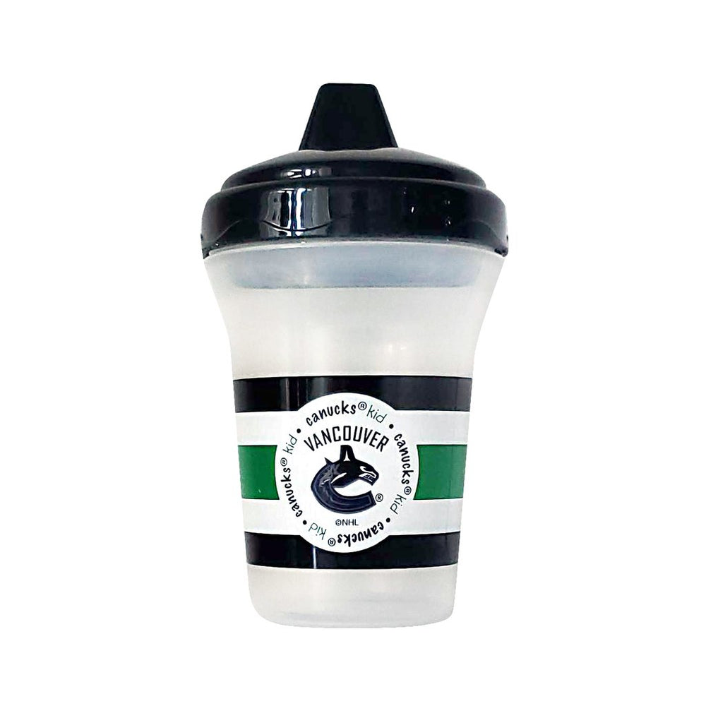 NHL Vancouver Canucks Spill-Proof Sippy Cup - Pastime Sports & Games