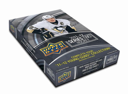 2011/12 Upper Deck Series Two Hockey Hobby - Pastime Sports & Games