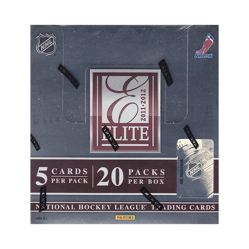 2011/12 Panini Elite Hockey hobby Box - Pastime Sports & Games
