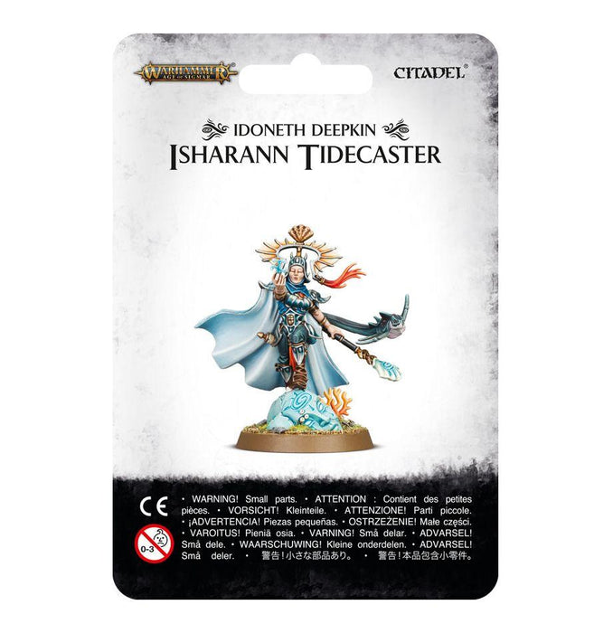 Warhammer Age Of Sigmar Idoneth Deepkin Isharann Tidecaster (87-27) - Pastime Sports & Games