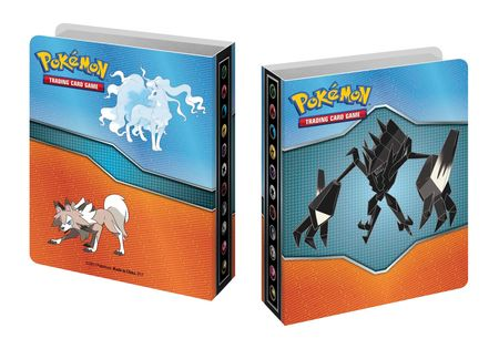 Pokemon Mini Collectors Album Burning Shadows - Pastime Sports & Games