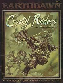 Earthdawn: Crystal Raiders of Barsaive - Pastime Sports & Games