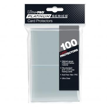 Ultra Pro Platinum Series Card Protectors - Pastime Sports & Games