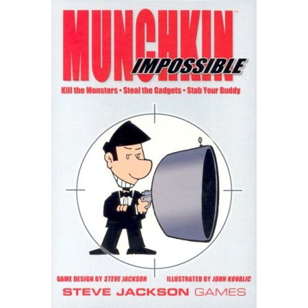 Munchkin Impossible - Pastime Sports & Games