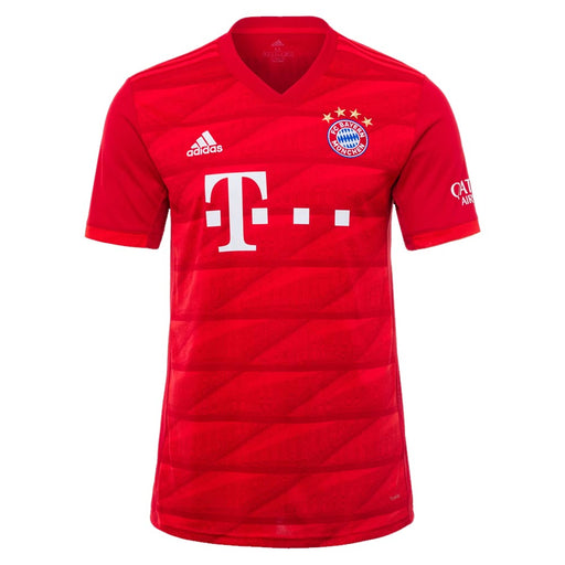 FC Bayern Munchen Adidas Red Home Jersey - Pastime Sports & Games