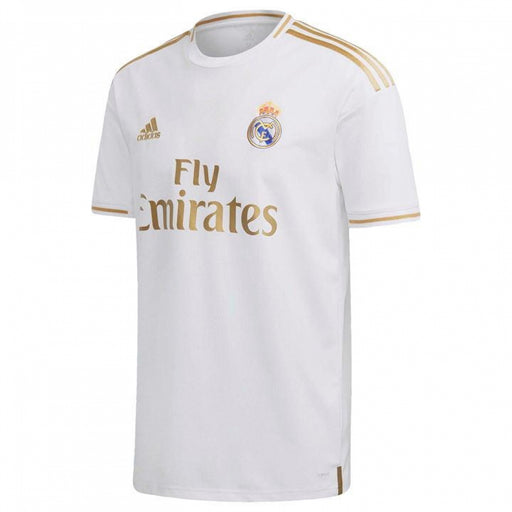 Real Madrid Adidas Home White Jersey - Pastime Sports & Games