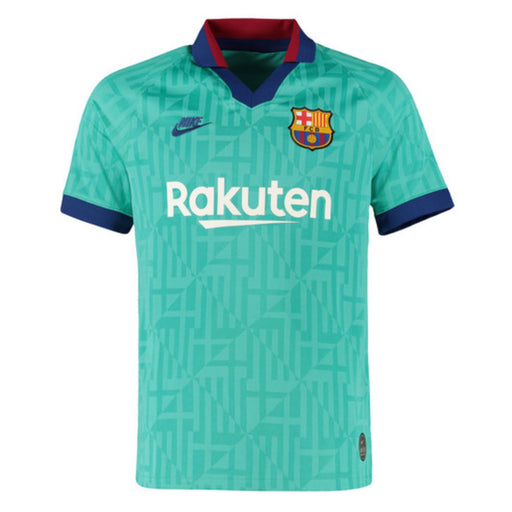 FC Barcelona Nike Alternate Green Jersey - Pastime Sports & Games