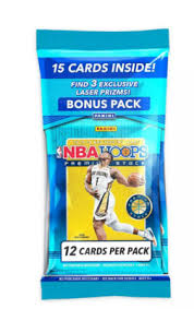 2019/20 Panini Hoops Premium Basketball Cello / Multi Pack - Pastime Sports & Games