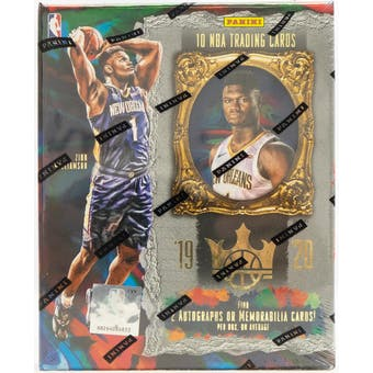 2019/20 Panini Court Kings Basketball Hobby - Pastime Sports & Games