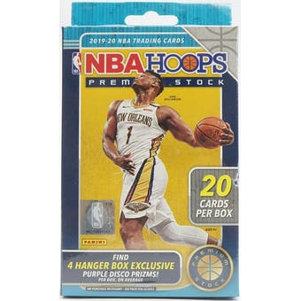 2019/20 Panini Hoops Premium Basketball Hanger - Pastime Sports & Games