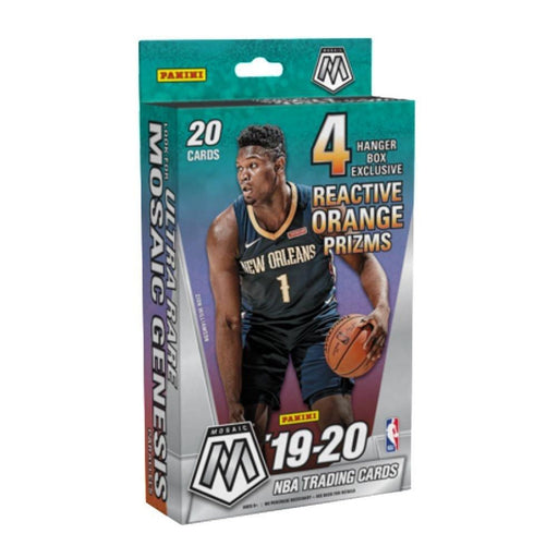 2019/20 Panini Mosaic Basketball Hanger - Pastime Sports & Games