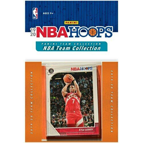 2019/20 Panini NBA Hoops Team Collection Toronto Raptors - Pastime Sports & Games