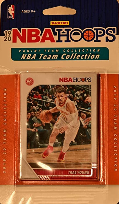 2019/20 Panini NBA Hoops Team Collection Atlanta Hawks - Pastime Sports & Games