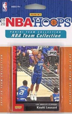 2019/20 Panini NBA Hoops Team Collection Los Angeles Clippers - Pastime Sports & Games
