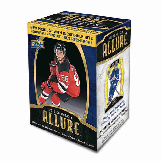 2019/20 Upper Deck Allure Blaster Box - Pastime Sports & Games