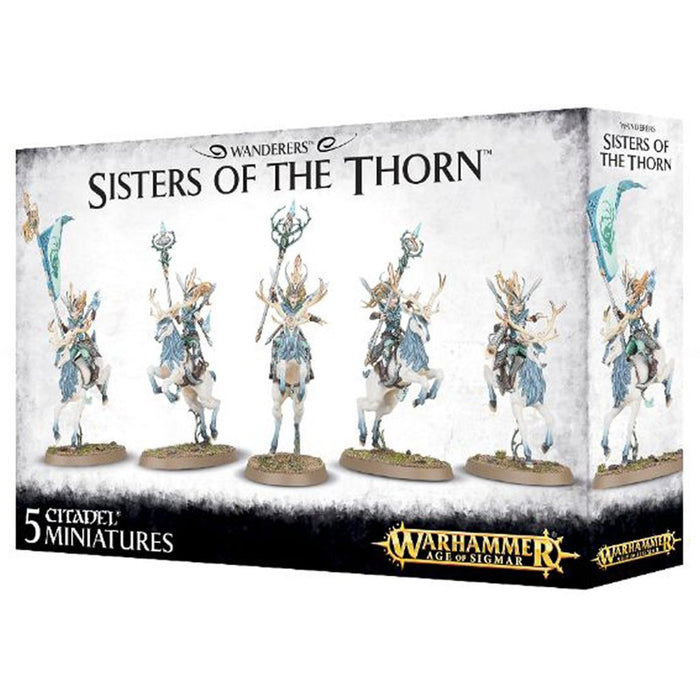 Warhammer Age Of Sigmar Wanderers Sisters Of The Thorn (92-08) - Pastime Sports & Games