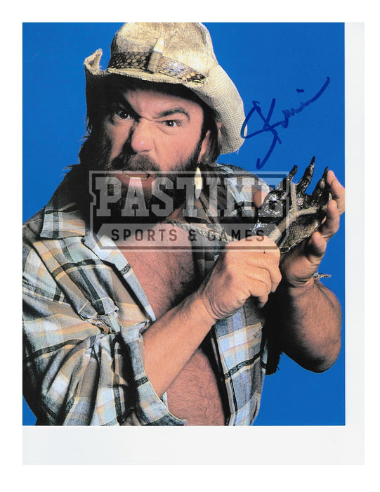 Skinner Photo Autographed Wrestling 8x10 - Pastime Sports & Games