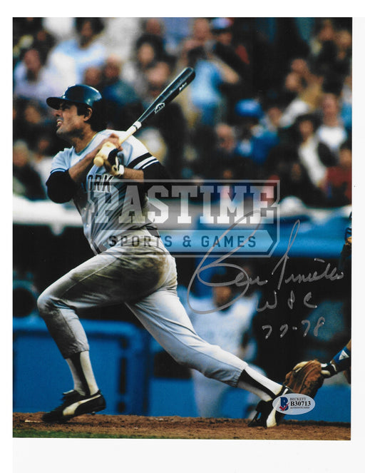 Lou Perella Autographed 8X10 New York Yankees (Running) - Pastime Sports & Games