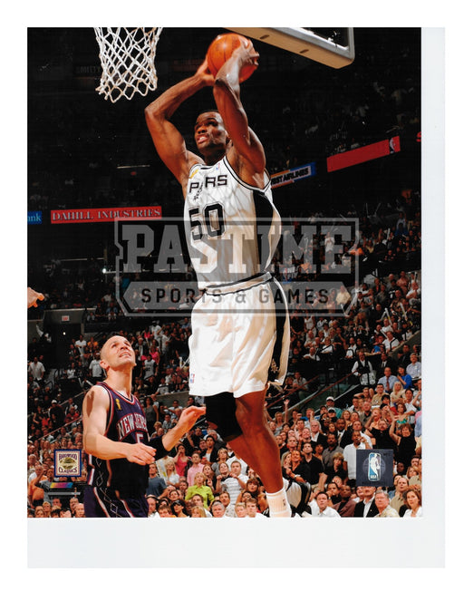David Robinson 8X10 San Antonio Spurs (About To Dunk) - Pastime Sports & Games