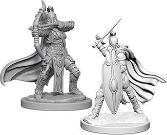 Pathfinder Battles Deep Cuts Female Knight/Gray Maidens W6 (73425) - Pastime Sports & Games