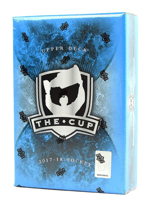 2017/18 Upper Deck The Cup Hockey Hobby Tin - Pastime Sports & Games