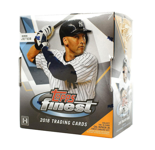 2018 Topps Finest Baseball Hobby - Pastime Sports & Games