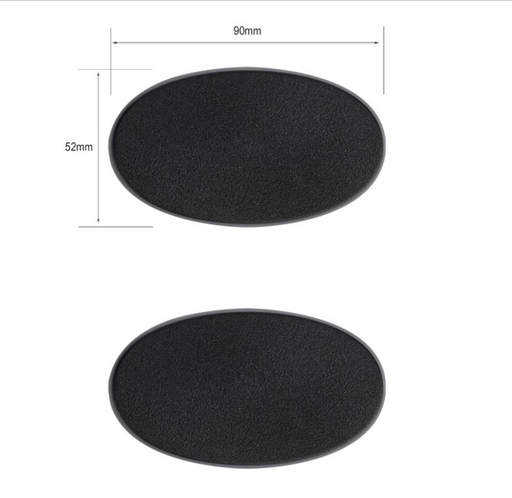 Citadel Oval Bases - Pastime Sports & Games