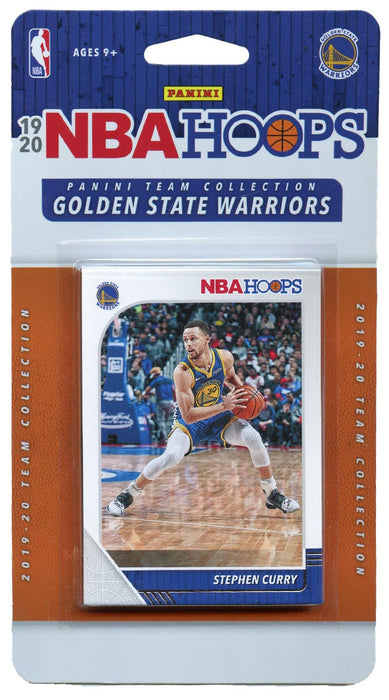 2019/20 Panini NBA Hoops Team Collection Golden State Warriors - Pastime Sports & Games