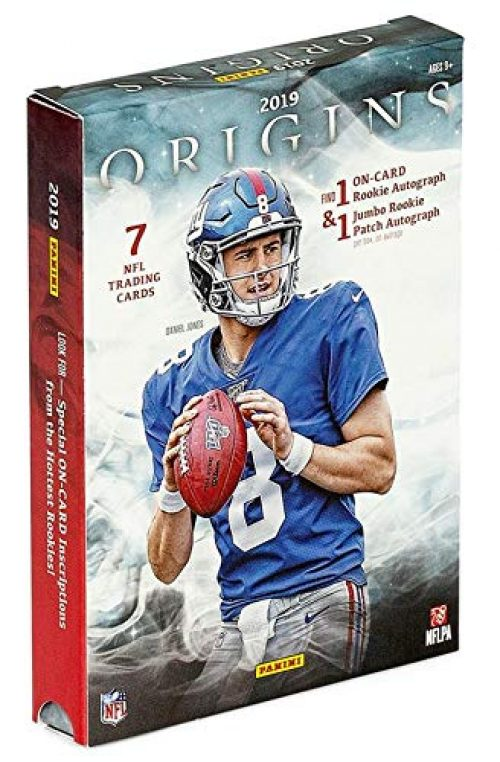 2019 Panini Origins Football Hobby - Pastime Sports & Games