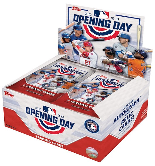 2020 Topps Opening Day Baseball Hobby - Pastime Sports & Games