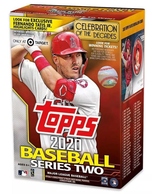 2020 Topps Series Two Blaster Box - Pastime Sports & Games