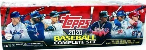 2020 Topps Baseball Complete Factory Set - Pastime Sports & Games