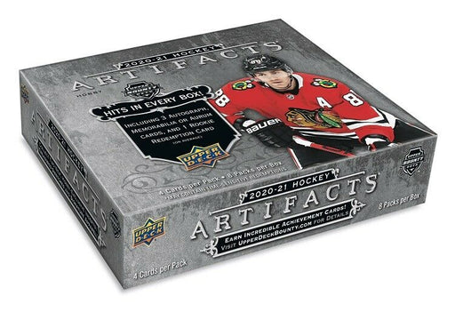 2020/21 Upper Deck Artifacts Hockey Hobby - Pastime Sports & Games