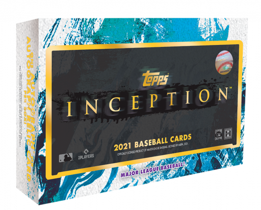2021 Topps Inception Baseball Hobby - Pastime Sports & Games