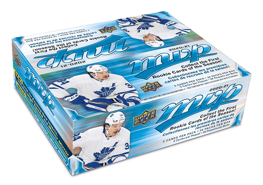 2020/21 Upper Deck MVP Retail Box - Pastime Sports & Games