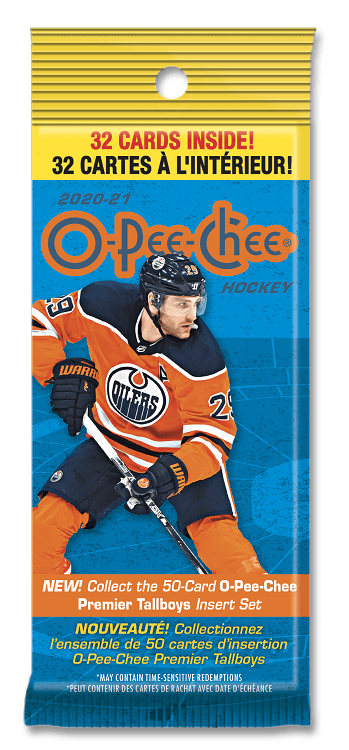 2020/21 Upper Deck O-Pee-Chee Fat Pack - Pastime Sports & Games