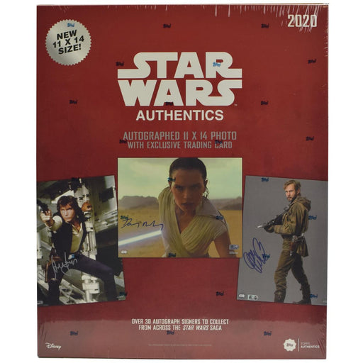 2020 Topps Star Wars Authentics
