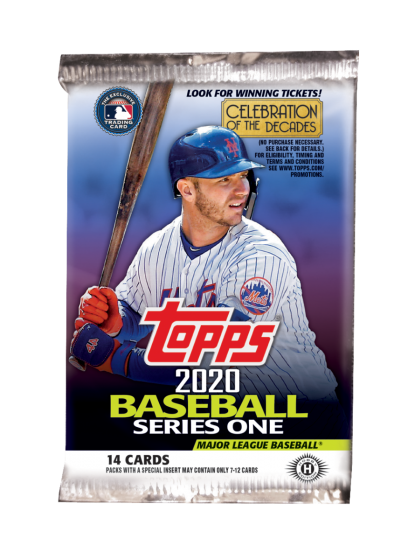 2020 Topps Series One Baseball Hobby - Pastime Sports & Games