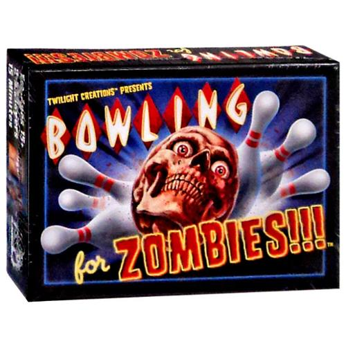 Bowling for Zombies!!! - Pastime Sports & Games