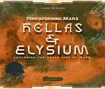 Terraforming Mars Main Game And Expansion - Pastime Sports & Games
