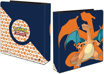 "Ultra Pro 2"" Pokemon Charizard Album - Pastime Sports & Games"