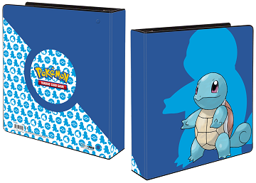 "Ultra Pro 2"" Pokemon Squirtle Album - Pastime Sports & Games"