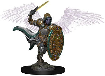 D&D Icons of the Realms Premium Miniature Aasmir Male Paladin (93007) - Pastime Sports & Games