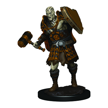 D&D Icons of the Realms Premium Miniature Male Goliath Fighter (93014) - Pastime Sports & Games