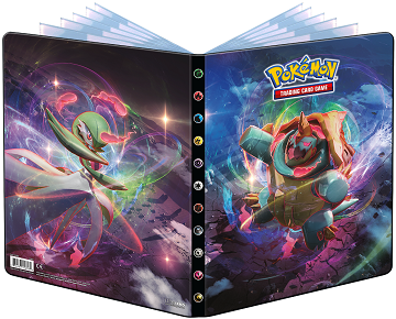 Pokemon Champions Path 9 Pocket Binder - Pastime Sports & Games