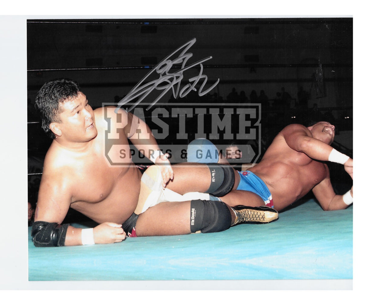 Masato Tanaka Autographed Wrestling Photo 8x10 - Pastime Sports & Games